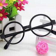 Harry Potter Cosplay Children Unisex Glasses Xmas Black Frame Glasses No Lens
