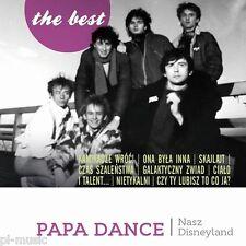 "= PAPA DANCE - "" nasz disneyland "" THE BEST // CD sealed"