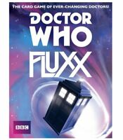 Doctor Who Fluxx Card Game Looney Labs Ever-Changing Card Game LOO 080 Dr. BBC