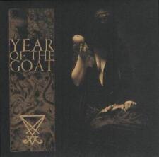 Year of the Goat - Lucem Ferre CD 2011 limited digipack occult rock Sweden