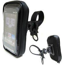 Apple iphone 6 5s 5c 5 WaterResistant Case StrapOn Bicycle Bike Motorcycle Mount
