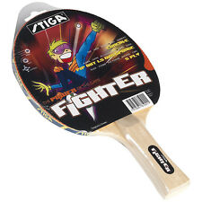 Stiga Fighter Table Tennis Bat