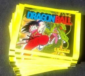 DRAGON BALL 1999. Panini  50 packs