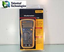 Fluke 115 True Rms Digital Multimeter New