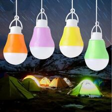 USB Charging Bulb Portable Night Light DC Notebook Camping LED Lamp Light Pink