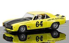 C3724 Scalextric Slot Car Chevrolet Camaro 1969 Rolex Monterey Motorsports 2012