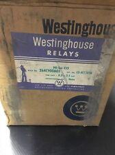 Westinghouse Type C0-8 Cat: C0-8L1101N Overcurrent Relay
