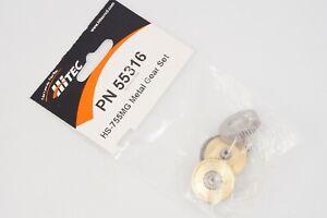 Hitec PN55316 Serie ingranaggi HS-755MG modellismo
