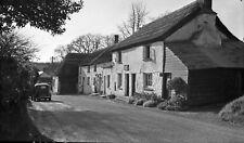 B/W Negative Meshaw Devon Post Office 1949 +INC© DB1063