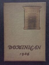 1946 Dominican Academy Yearbook, New York City, All Girls' Catholic School