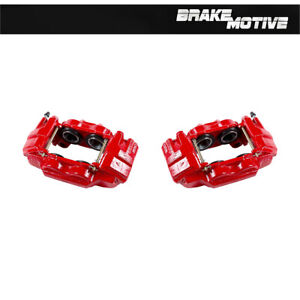 For 2001 2002 2003 2004 2005 2006 Toyota Tundra Sequoia Front Brake Calipers