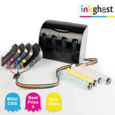 Continuous Ink Supply System compatible with BROTHER DCP-J752DW LC133 LC131