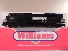 WILLIAMS By Bachman SD90-203 Powered Locomotive, NORFOLK SOUTHERN