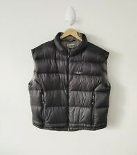 Rab Neutrino Down Feather Black Men's Vest Puffer Quilted Gilet {Size XXL}