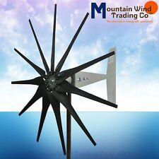 Freedom II 12/24 Volt 11 Blade 2000 Watt Max Wind Turbine Generator