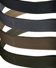 "**USED** Blue Alpha 1.5"" Low Profile EDC Belt- Black, Wolf Gray, Brown, OD Green"
