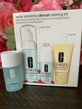 Clinique Acne Solutions Clinical Clearing Gel .5 fl oz /15 ml Travel Size NEW