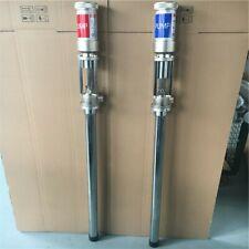 Pneumatic  Polyurea Fluid Transfer pump with ratio 2.25:1