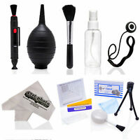 12 in 1 DigitalMate Photo Lens Cleaning Kit for All Digital SLR Cameras