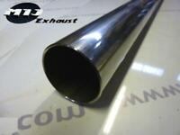 1m length 2.25 Inch 57mm Exhaust Repair Pipe Multi Use T304 Stainless Steel Tube
