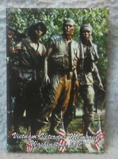 Vietnam Veterans Memorial Washington D.C. Magnet Souvenir Travel Refrigerator