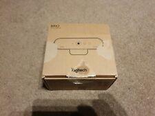 Logitech Brio Ultra HD Pro Webcam - Black (960-001106)