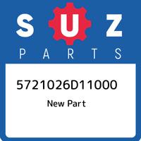 57210-26D11-000 Suzuki Grip,l 5721026D11000, New Genuine OEM Part