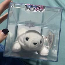 Ty Beanie Baby Chilly the Polar Bear+Buddy+Teenie