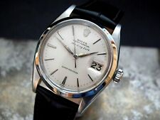 Beautiful 1963 Rolex Oyster Airking-Date Super Precision Gents Vintage Watch
