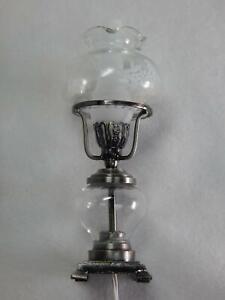 Heidi Ott Dollhouse Miniature 1:12 Scale Oil Lamp  #YL1026AS