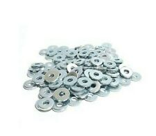 Blind pop rivet washers. Penny washer. M3, M5, M6. Repair. Backing *Top Quality!