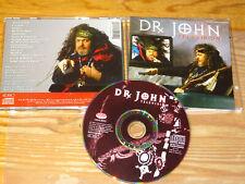 DR. JOHN - TELEVISION / GERMANY ALBUM-CD 1994 (MINT-)