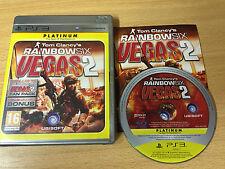 PS3 : rainbow six vegas 2