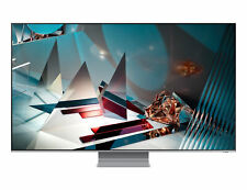 "Samsung QA75Q800T 75"" 8K LED Smart TV - Eclipse Silver"