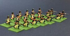 Airfix Waterloo French Imperial Guard 19 painted 1/72 scale KNEELING figures