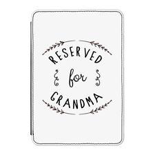 Reserved pour Grandma Housse pour IPAD Mini 4 - Drôle Grand-Mère Nan