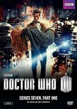 Doctor Who The Series 7 Complete DVD Seven 7th Season BOXSET R4
