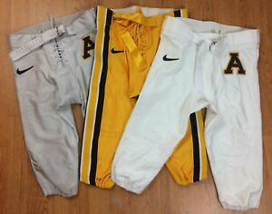 App State Mountaineers Authentic Nike Player Football Pants Appalachian UNCA