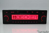 Original Becker Mexico Pro BE7932 MP3 Original CD Autoradio 1-DIN 12V Radio AUX