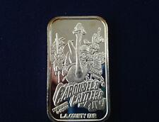 1991 American Gold & Silver L.A. County Fair AGSC-12 Silver Art Bar P1781