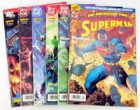Die Rückkehr von Superman, kompl. 1-6, Panini 2004, Z:0-1