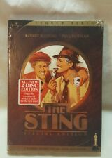 THE STING Special Edition Legacy Series 2-Disc Edition Widescreen NEW SEALED