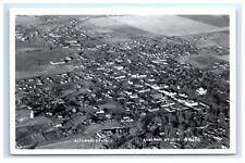 Postcard Aerial View of Alturas, CA RPPC Kodak Paper unposted D13 * copy 2