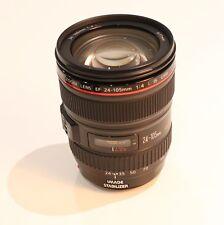 Canon Serie L 24-105 mm F/4 L IS USM Lente