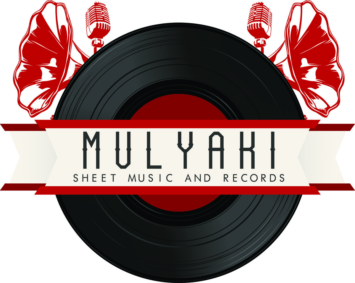 mulyaki sheet music and records