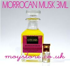MORROCAN MUSK 3ML HIGH QUALITY PERFUME OIL ATTAR
