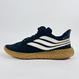 Adidas Sobakov 2018 Boost Black Gum Men's Sneakers SZ 10.5