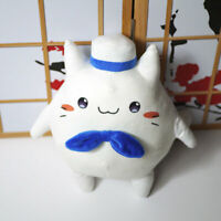 Anime Azur Lane John Cosplay Cute Cat Plush Toy Soft Stuffed Doll Props Kid Gift