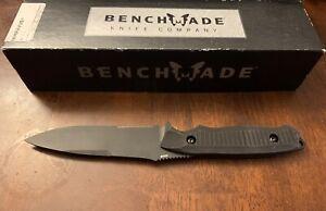 Benchmade Nimravus 140SBK Fixed Blade Knife New in Box