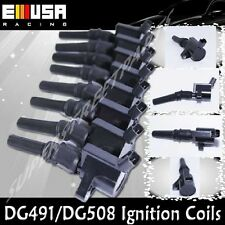 8pc Ignition Coil 05-07 Ford F-350 SuperDuty XL Crew Cab Pickup 4D 5.4L V8 DG508